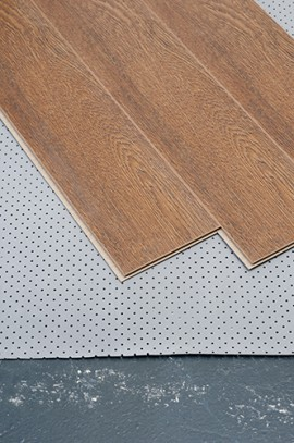 Trojan Heatmate Perforated Underlay 2mm x 1m x 12.5m2