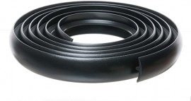 Bendable Coverstrip 3m (10ft) Black