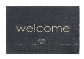 Ambiance 50x75cm welcome heart 1741575807H