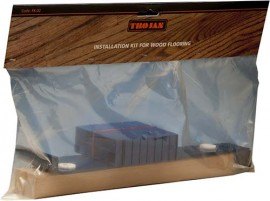Trojan Floor Fitting Kit (wooden block)