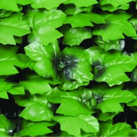 GreenFX Artificial Roll Hedge 100x300cm Emerald (with cable ties)
