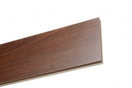 Trojan V-Groove Uniclic 1210 x 142 x 8.3mm Walnut