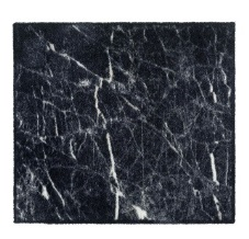 Soft & Deco 67x100cm 107 marble soft black 1881610107H