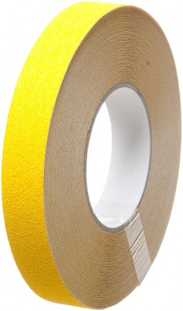 Safety Grip 25mm x 18.3m Standard Yellow