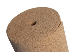 Cork Underlay 2mm x 1m x 10m2