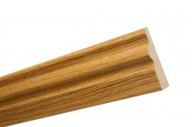 Trojan Architrave 65mm x 15mm 2.2m White Oak
