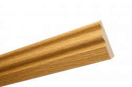 Trojan Architrave 65mm x 15mm 2.2m Natural Oak