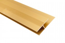 Trojan Laminate Double Edge 8mm 0.9m Gold
