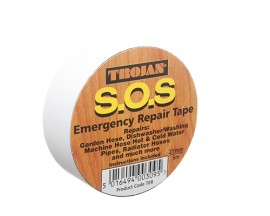 Trojan SOS Emergency Repair Tape 25mm x 5m (12 rolls per box)