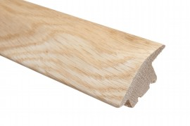 Trojan Solid Rebated Reducer Extra Wide (50mm)1m Oak