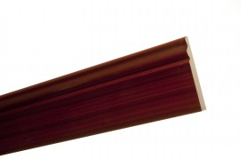 Trojan Skirting 120mm (5″) 2.4m Mahogany