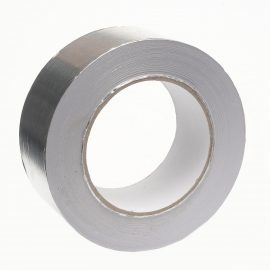 Aluminium Tape 30mu with Liner 75mm x 45.7m
