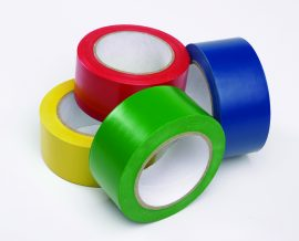 Lane Marking Tape 50mm x 33m Yellow