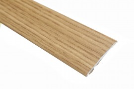 Trojan S/A Coverstrip 0.9m French Oak