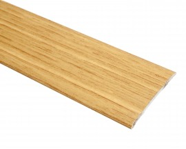 Trojan S/A Coverstrip 0.9m White Oak