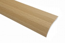 Trojan S/A Uni-coverstrip 0.9m Natural Oak