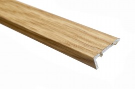 Trojan S/A Angle Edge 25mm x 8mm 2.7m French Oak