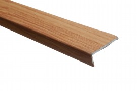 Trojan S/A Angle Edge 25mm x 8mm 0.9m Light Cherry