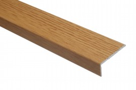 Trojan S/A Angle Edge 25mm x 8mm 2.7m White Oak