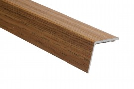 Trojan S/A Angle Edge 25mm x 20mm 0.9m Dark Oak