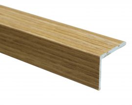 Trojan S/A Angle Edge 25mm x 20mm 2.7m French Oak