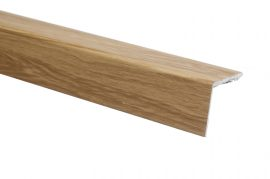 Trojan S/A Angle Edge 25mm x 20mm 0.9m Natural Oak