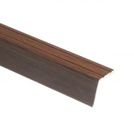 Trojan S/A Angle Edge 25mm x 20mm 0.9m Walnut