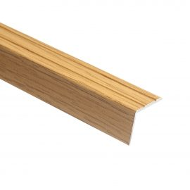 Trojan S/A Angle Edge 25mm x 20mm 2.7m White Oak