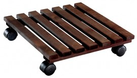Multi Roller NATURE 350x350mm,alder,oiled4xTW,d40mm,LC100kg