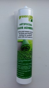GRA35 Artificial Grass Adhesive - Front of Label