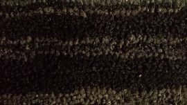 Entra Designer Coir Matting 17mm Black/Grey m2 (2m Wide)