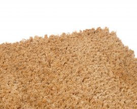 Entra Coir Matting 17mm Natural m2 (Roll = 2m Wide x 12.5m Long)