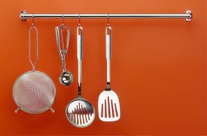 Rothley Utensils Rail